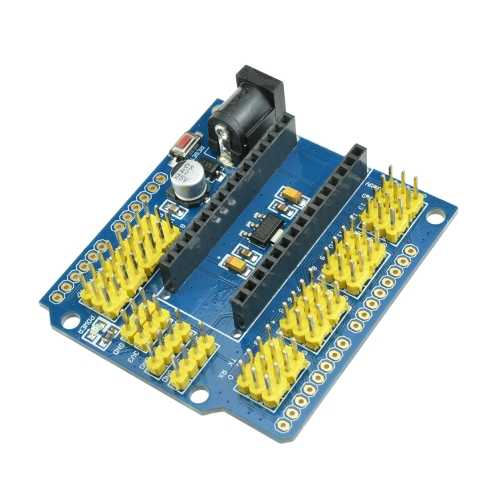 Arduino Uyumlu Sensör - Modül - Arduino Nano Sensör Shield