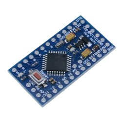 Arduino Pro Mini 328 - 3.3V/8MHz - Thumbnail