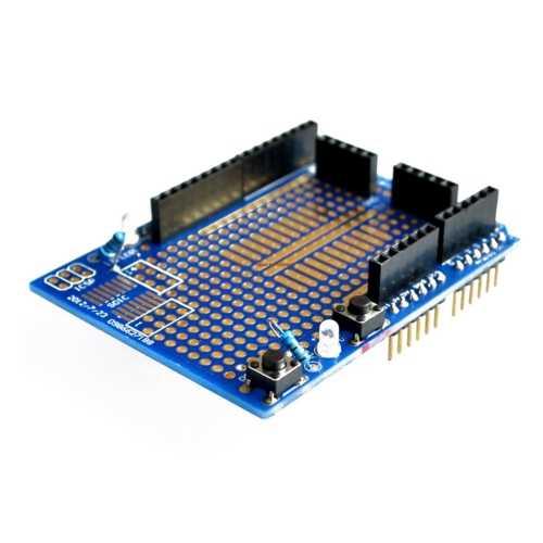 Arduino Uyumlu Sensör - Modül - Arduino Proto Shield