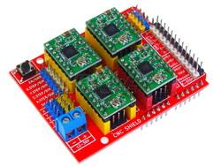 Arduino UNO CNC Shield - Thumbnail