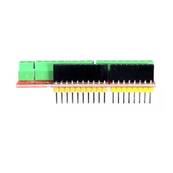 Arduino Uno Klemens Shield