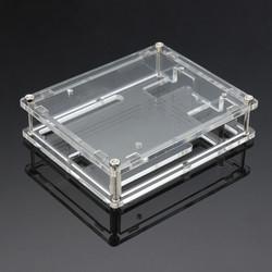 Arduino Uno R3 Case - Şeffaf - Thumbnail