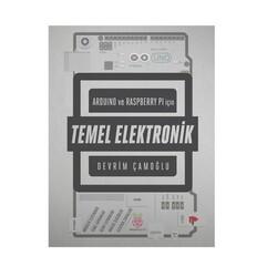 Arduino ve Raspberry PI için Temel Elektronik - Devrim Çamoğlu - Thumbnail