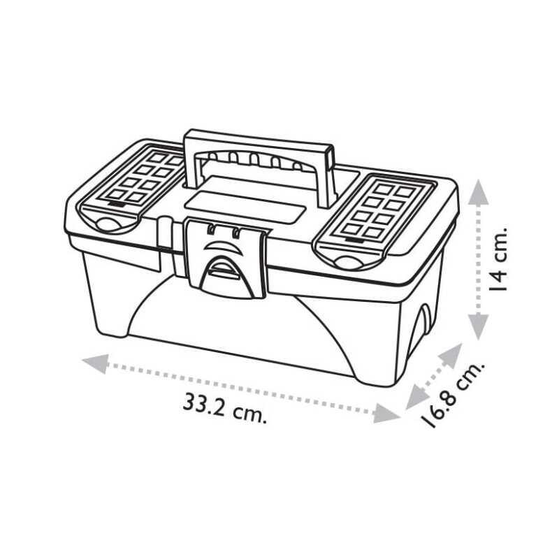 Asrın 14inch Power Takım Çantası ASR-2040