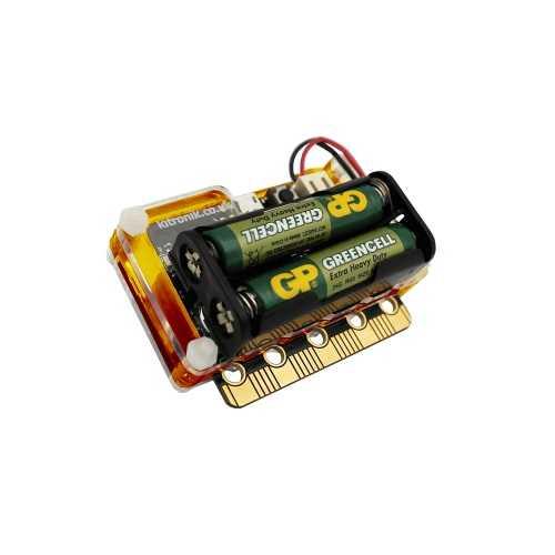 Outlet - Fırsat Ürünleri - BBC micro:bit Protector Case - Turuncu