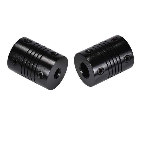BIQU 5x5mm Esnek Kaplin - Siyah