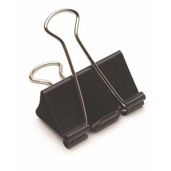 Kırtasiye Ürünleri - Çelik Kıskaç - 19mm