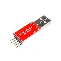 CP2102 USB UART Board - Thumbnail