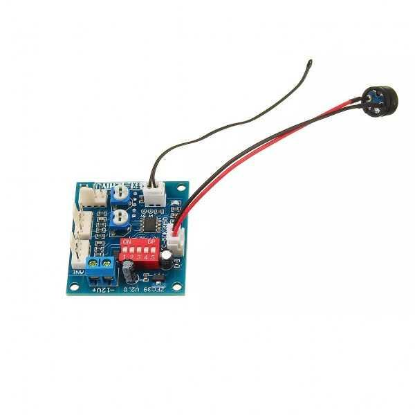 Fan Çeşitleri - CPU Fan Hız Kontrol Modülü - Yüksek Sıcaklık Alarmı
