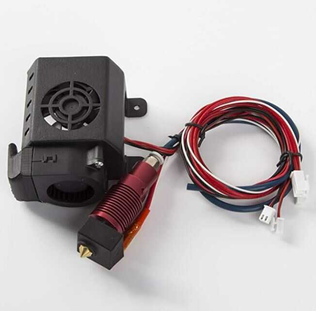 3D Yazıcı Parçaları - CR-10SPro Komple Nozzle Kit