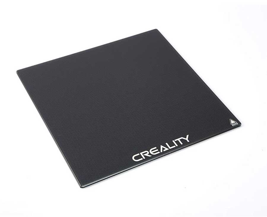 Creality 3D Yazıcı Tamperli Cam Tabla