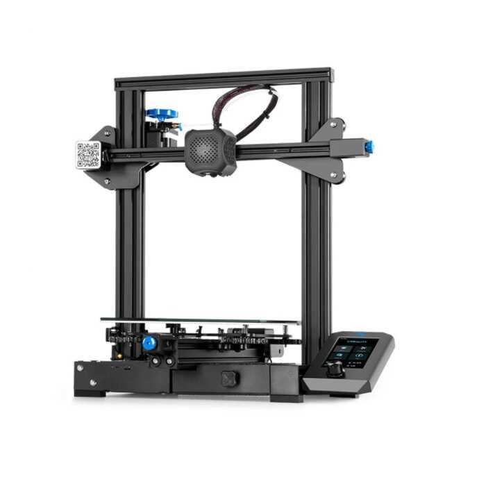 Creality Ender-3 V2 3D Yazıcı - Geliştirilmiş Versiyon
