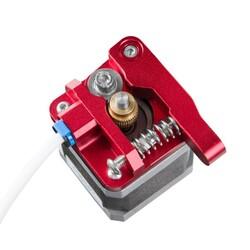 Creality Kırmızı Metal Extruder Kiti - Thumbnail