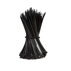 2.5mm x 200mm Kablo Bağı (100 adet) - Siyah - CT 25200-S - Thumbnail