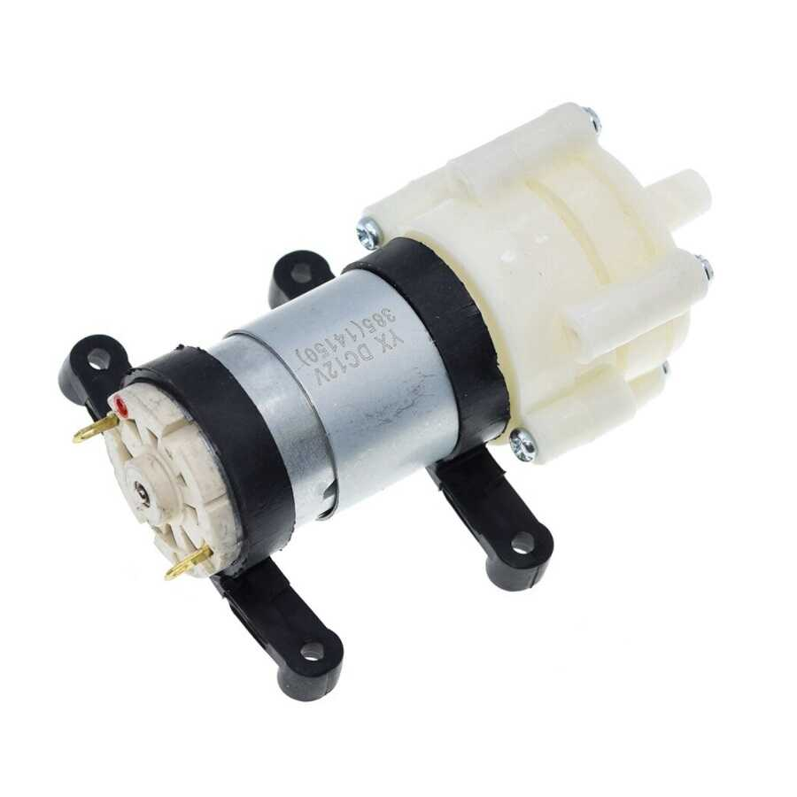 DC Motor - R385 DC6-12V Mini Akvaryum Su Pompası