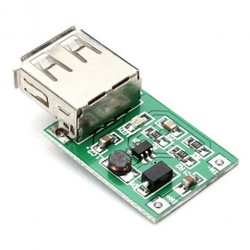 DC-DC USB Voltaj Yükseltici Sarj Modülü - Thumbnail