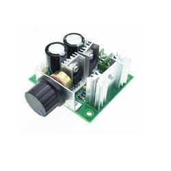 DC Motor Hız Kontrolcüsü 13 Khz-12 V-40 VDC/10A - Thumbnail