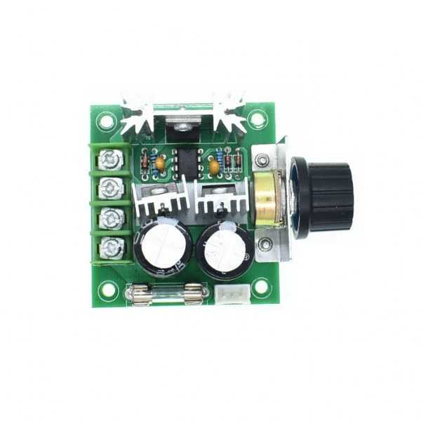 DC Motor Hız Kontrolcüsü 13 Khz-12 V-40 VDC/10A