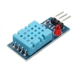 DHT11 Isı ve Nem Sensörü Kart - Thumbnail