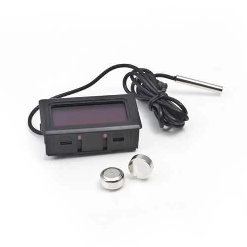 Dijital Termometre - Siyah