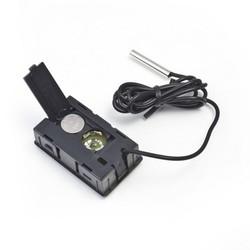 Dijital Termometre - Siyah - Thumbnail