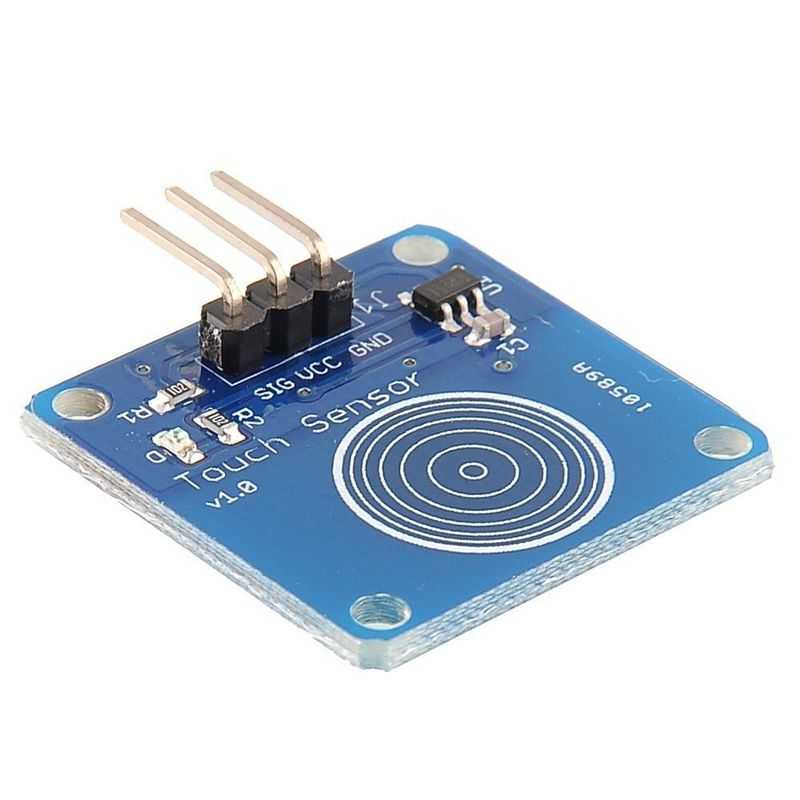Dokunmatik Sensör TTP223B