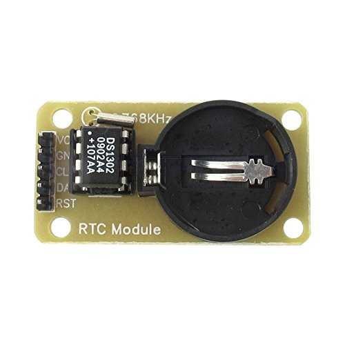 Arduino Uyumlu Sensör - Modül - DS1302 RTC Modül