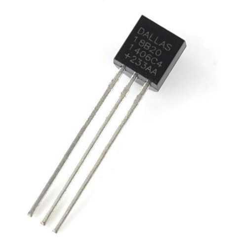 Sıcaklık - Nem - DS18B20 - Sıcaklık Sensörü