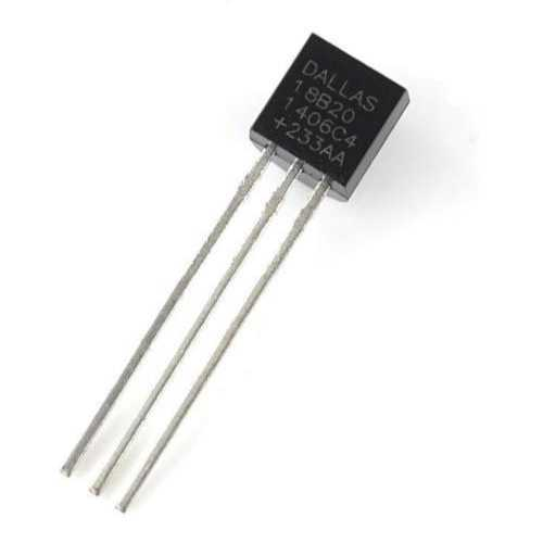 DS18B20 - Sıcaklık Sensörü
