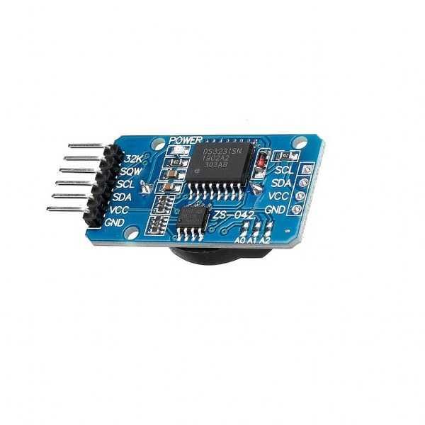 Arduino Uyumlu Sensör - Modül - DS3231 Hassas RTC(Gerçek Zamanlı Saat)/24C32 Eeprom Modülü