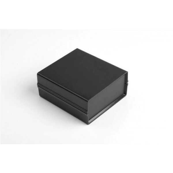 DT-0508 Plastik Proje Kutusu- Siyah