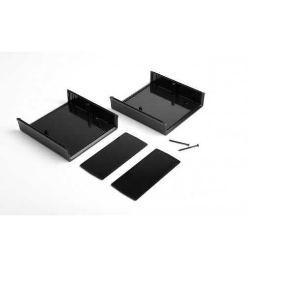 DT-0808 Plastik Proje Kutusu -Siyah