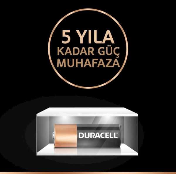 Duracell MN21, A23, 23A 12V Kumanda Pili 5'li