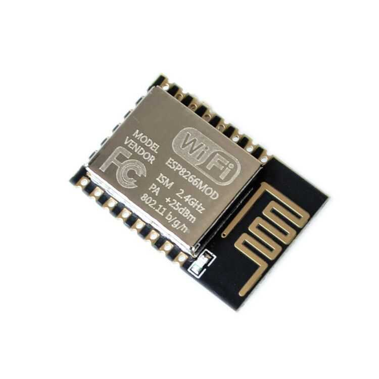 Wi-Fi - ESP-12E Esp8266 Wifi Modül