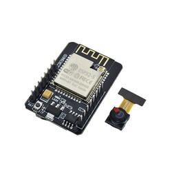 Arduino Tabanlı Geliştirme Kartları - ESP32-CAM WiFi Bluetooth Geliştirme Kartı + OV2640 Kamera Modül