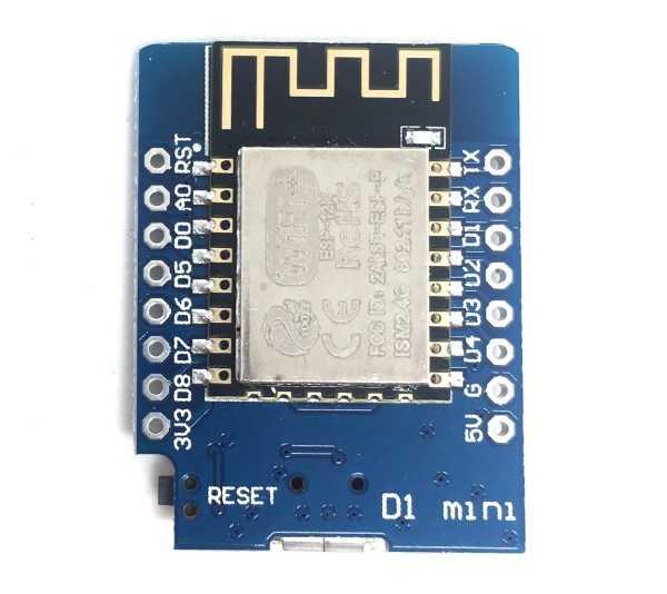 ESP8266 Nodemcu Mini Geliştirme Kartı