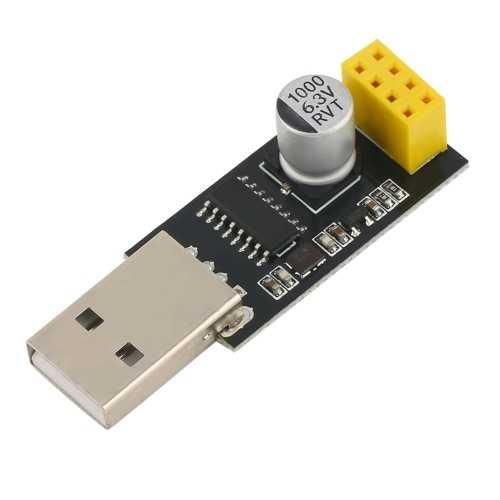 ESP8266 USB Dönüştürücü