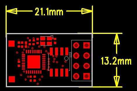 ESP8266 Wifi Serial Module