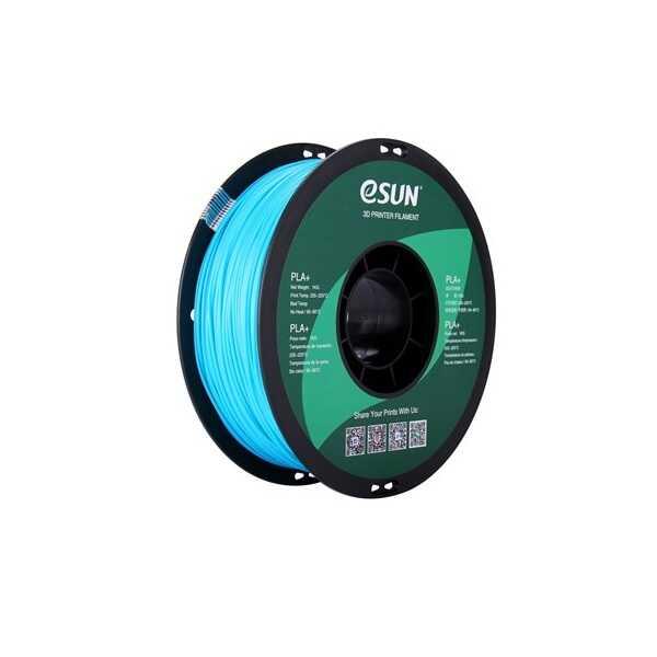 Esun PLA Plus Filament Açık Mavi 1.75mm 1000gr