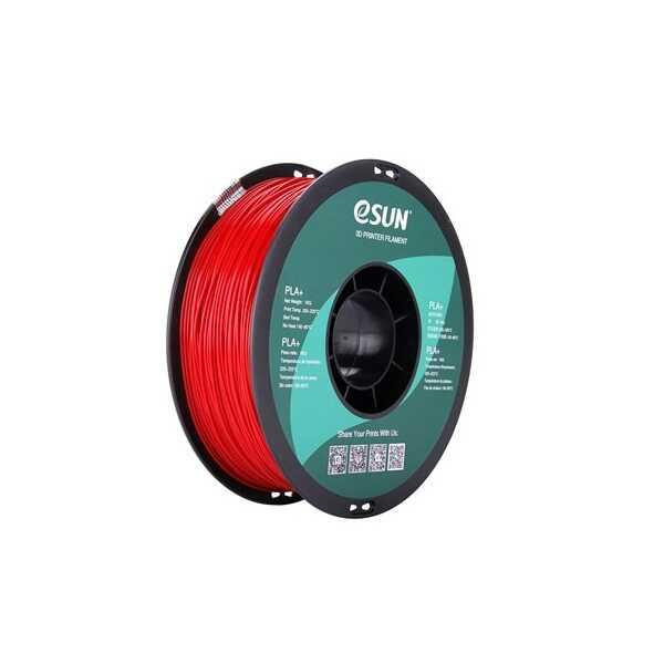 Esun PLA Plus Filament Ateş Kırmızı 1.75mm 1000gr