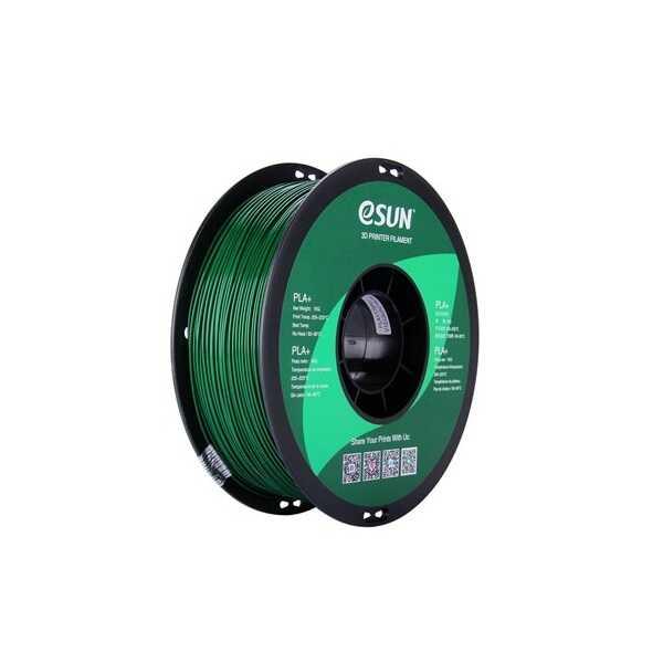 Esun PLA Plus Filament Çam Yeşili 1.75mm 1000gr