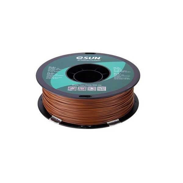 Esun PLA Plus Filament Kahverengi 1.75mm 1000gr