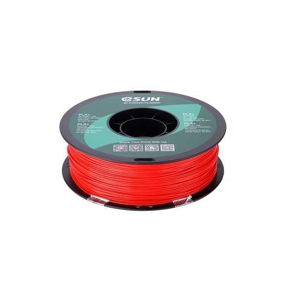 Esun PLA Plus Filament Kırmızı 1.75mm 1000gr