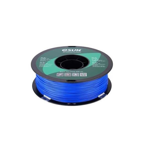 Esun PLA Plus Filament Mavi 1.75mm 1000gr