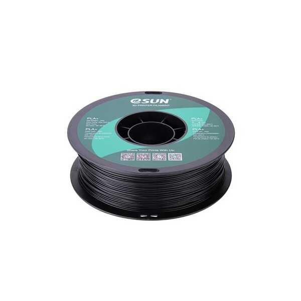 Esun PLA Plus Filament Siyah 1.75mm 1000gr