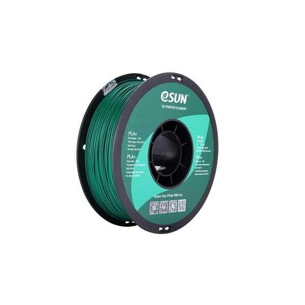 Esun PLA Plus Filament Yeşil 1.75mm 1000gr