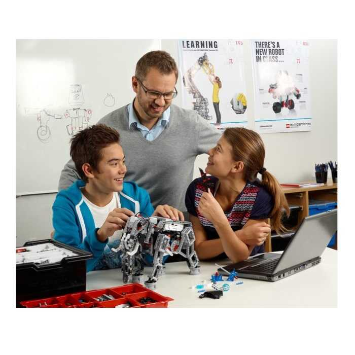EV3 LEGO Mindstorms Education Eklenti Seti