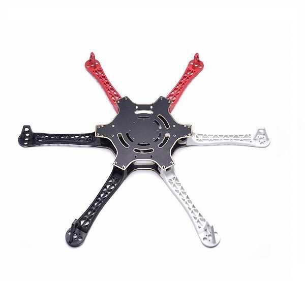 Drone Bileşen ve Yedek Parçaları - F550 Hexacopter Frame Gövdesi