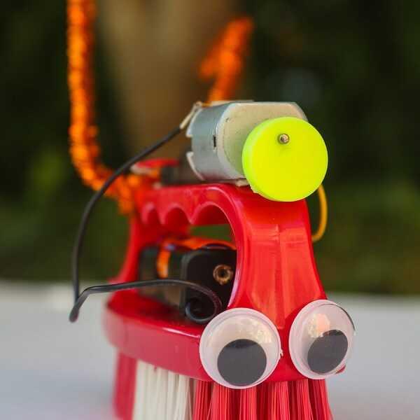 Kendin Yap Setleri - Fırça Robot