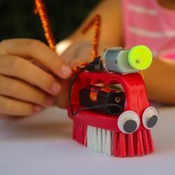 Fırça Robot - Thumbnail
